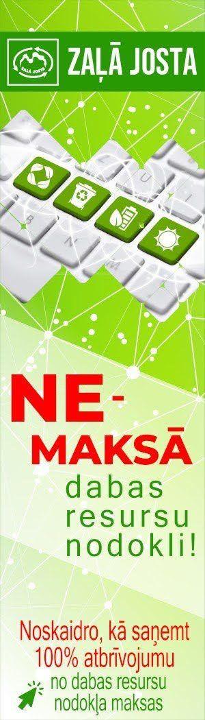 Zaļā Josta - Reklāma